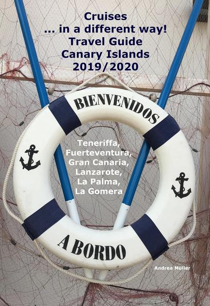 sailing guide Canary Cruises - Tenerife, Gran Canaria...