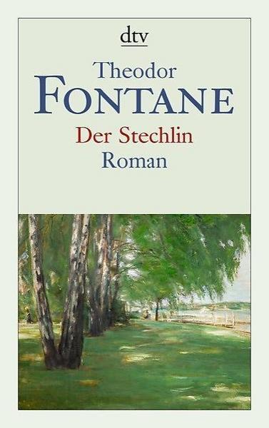 Fontane Stechlin - Roman Stechlinsee