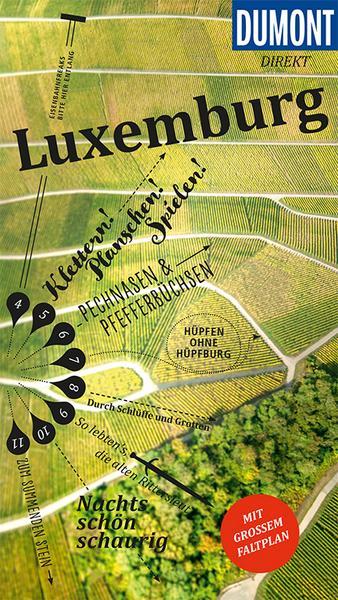 DuMont Reiseführer Luxemburg