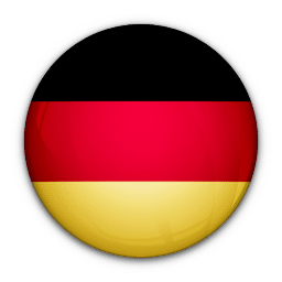 flag germany icon
