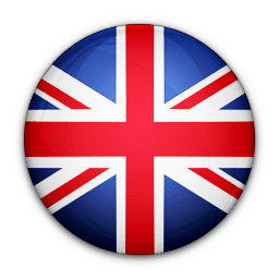 flag UK icon Böhmische Schweiz
