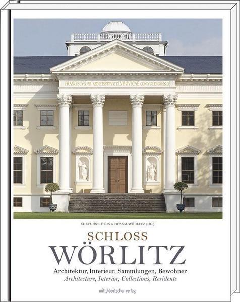 Wörlitzer Park: Buch Schloß Wörlitz
