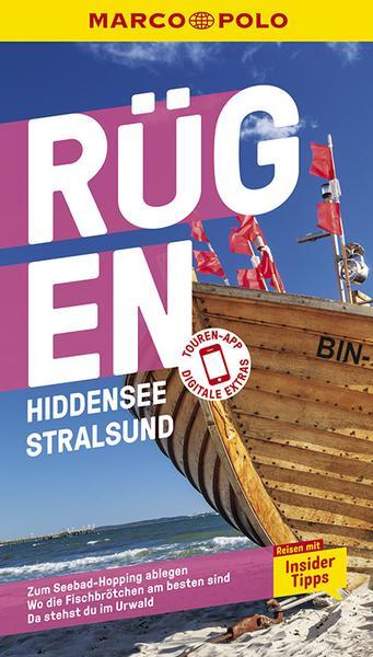 Insel Rügen Hiddensee Stralsund Reiseführer