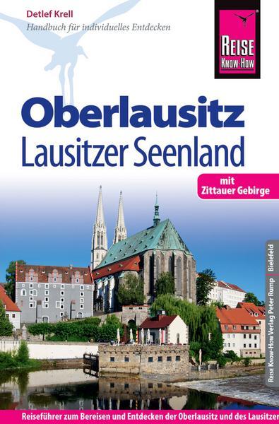 Reiseführer Oberlausitz und Zittauer Gebirge