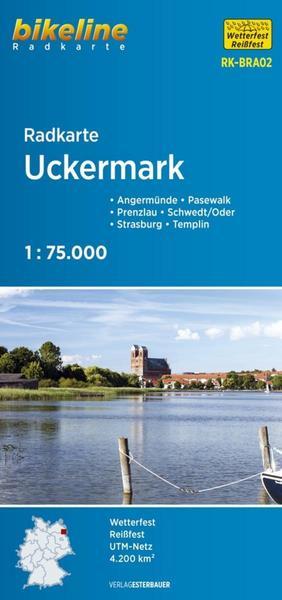 Radkarte Uckermark