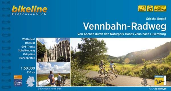 Radtourenführer Vennbahn-Radweg*