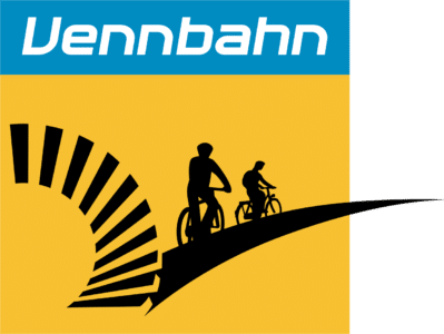 Logo Vennbahn Radroute