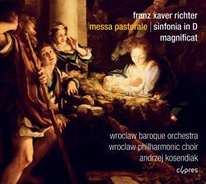 CD Weihnachtsmesse Wroclaw Baroque Orchester