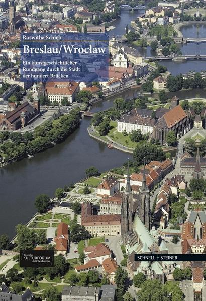 Buch: kunsthistorischer Rundgang Wroclaw / Breslau