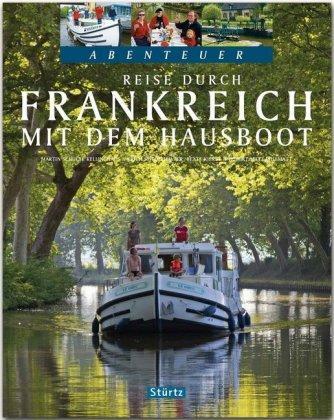 Hausboot - Reise Frankreich