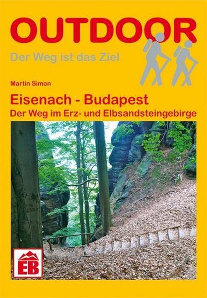 Fernwanderweg Eisenach - Budapest in Böhmischer Schweiz