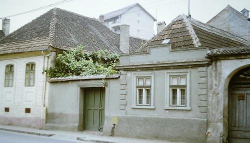 Südost - Europa-Tour Sommer 89: Brasov/ Kronstadt