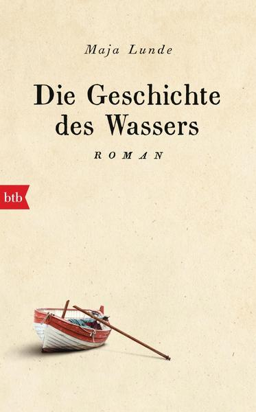 Buchtip - Die Geschichte des Wasser, Maja Lunde | Cover