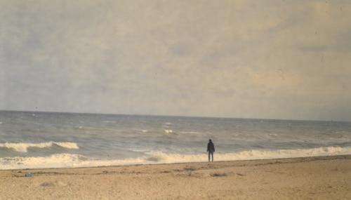 Omaha Beach, Oistrehamn an der Normandieküste