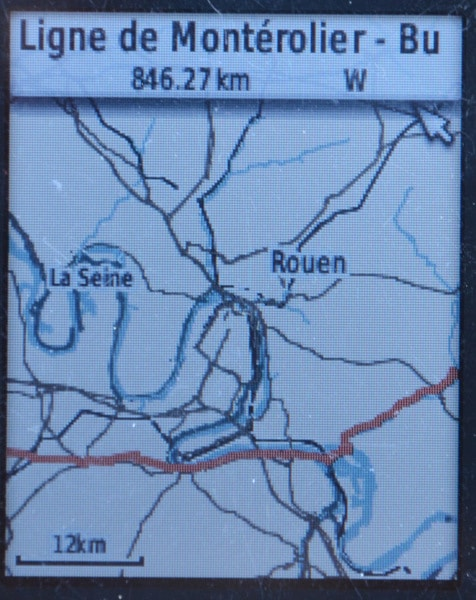 outdoor- Navigations - Gerät GPS Garmin etrex - 12km-Zoom