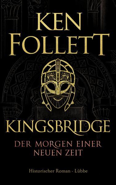 Buchcover Ken Follett Morgen einer neuen Zeit