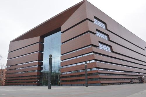 Wroclaw: Musikhalle Narodowe Forum Muzyki