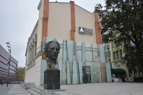 Theatermuseum Wroclaw / Breslau (Museum Teatru)