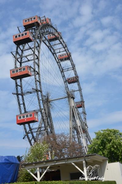 Vienna Giant Ferris Wheel in Prater
