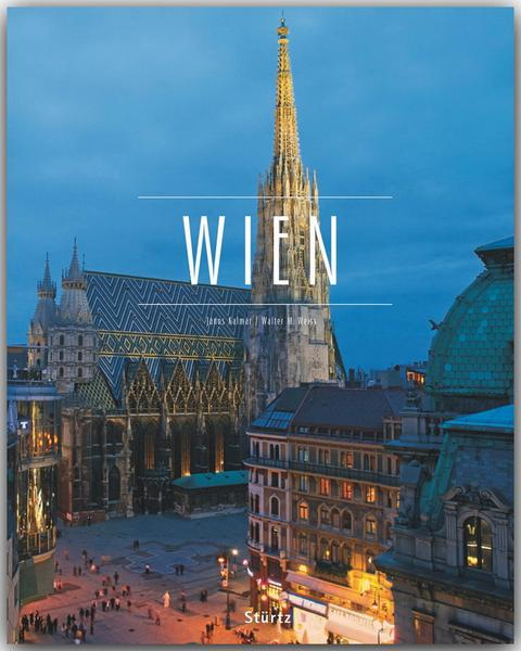 Bildband Wien