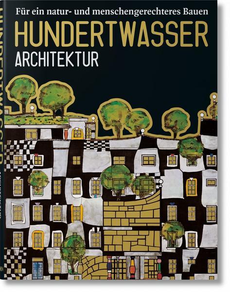 Hundertwasser Architektur - Buch und Bildband