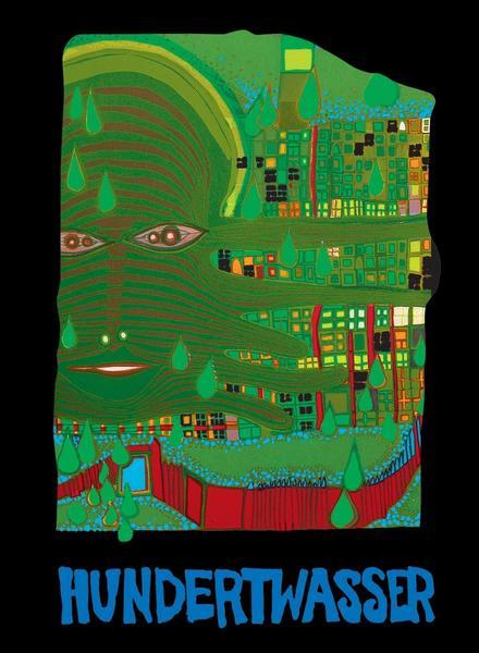Hundertwasser - Graphische Werke von 1951-1976 im Sammelband