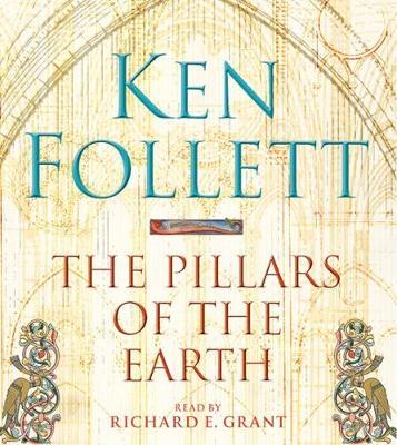 Book tip: Ken Follett - The Pillars of the Earth CD-audio