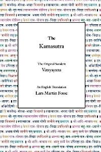 sanskrit and english edition of kamasutra Vatsyayana Mallanaga