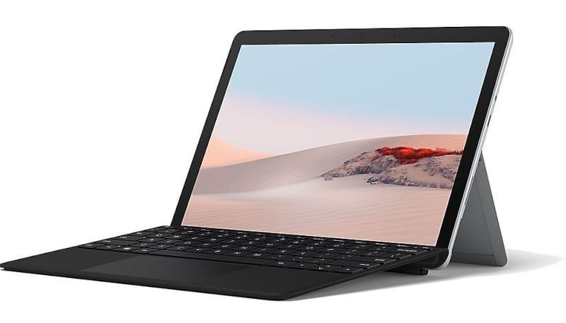 Netbook für Langzeitreisende: MS Surface Go2