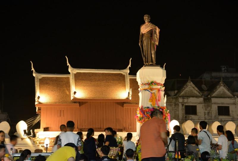 Korat Thao Surannaree Monument