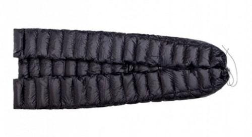 trekking quilt mit niedrigstem Temperaturbereich bis -2°C: Liteway Sleeper Down Quilt